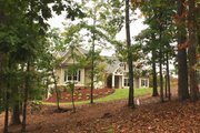Craftsman Style House Plan - 3 Beds 2.5 Baths 2651 Sq/Ft Plan #437-59 Exterior - Other Elevation