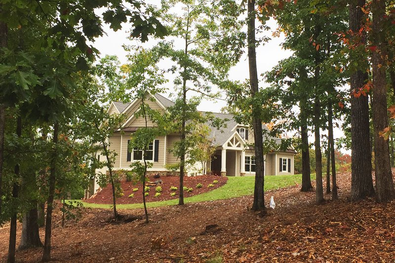 Craftsman Exterior - Other Elevation Plan #437-59 - Houseplans.com