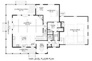 Country Style House Plan - 3 Beds 2.5 Baths 2752 Sq/Ft Plan #932-258