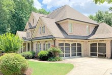 Dream House Plan - Traditional Exterior - Other Elevation Plan #437-118