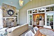 Craftsman Style House Plan - 4 Beds 5.5 Baths 3878 Sq/Ft Plan #927-5
