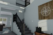 Craftsman Style House Plan - 4 Beds 2.5 Baths 2313 Sq/Ft Plan #1060-66 Interior - Entry