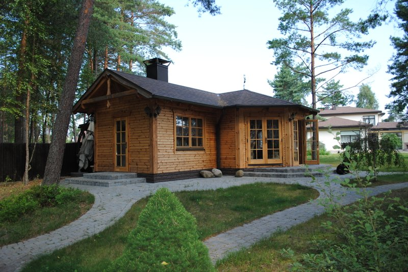 Cottage Photo Plan #549-16