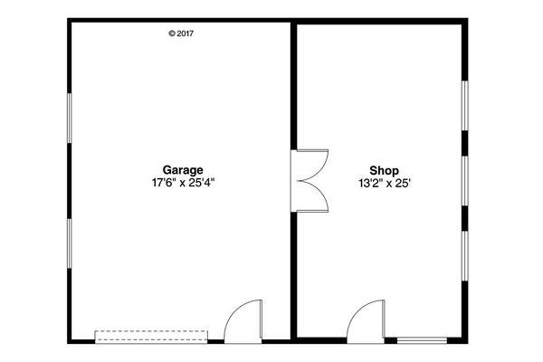 Traditional Floor Plan - Main Floor Plan Plan #124-1099