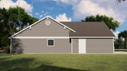 Craftsman Style House Plan - 3 Beds 2.5 Baths 2041 Sq/Ft Plan #1064-37