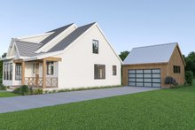 Farmhouse Photo Plan #1070-102