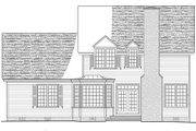 Traditional Style House Plan - 4 Beds 3.5 Baths 2657 Sq/Ft Plan #137-290 Photo