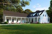 Farmhouse Style House Plan - 5 Beds 3 Baths 2860 Sq/Ft Plan #923-104