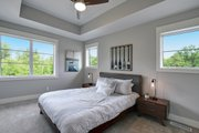 Traditional Style House Plan - 4 Beds 3.5 Baths 4606 Sq/Ft Plan #928-329 Interior - Bedroom