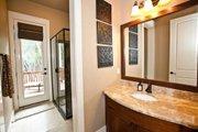 Craftsman Style House Plan - 4 Beds 3.5 Baths 3760 Sq/Ft Plan #80-205 Interior - Bathroom