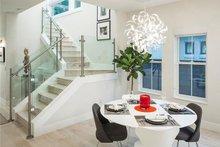 Contemporary Interior - Dining Room Plan #1058-180