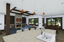 House Plan Design - Great Room