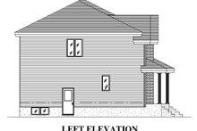 Traditional Exterior - Other Elevation Plan #138-350