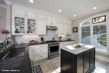 House Plan Design - Cottage Interior - Kitchen Plan #929-960