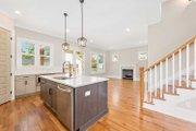 Craftsman Style House Plan - 4 Beds 3 Baths 2268 Sq/Ft Plan #461-75