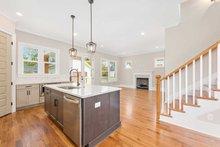 Architectural House Design - Craftsman Interior - Kitchen Plan #461-75