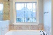 European Style House Plan - 3 Beds 2.5 Baths 2146 Sq/Ft Plan #430-136 Interior - Master Bathroom