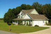 Country Style House Plan - 4 Beds 2.5 Baths 2327 Sq/Ft Plan #11-206 Photo