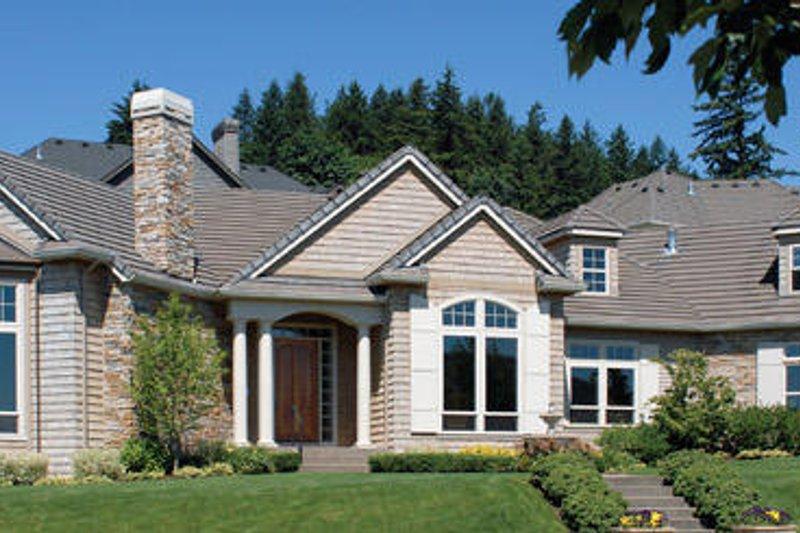 Traditional Photo Plan #48-424 - Houseplans.com