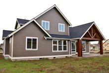 Craftsman Exterior - Rear Elevation Plan #1070-11