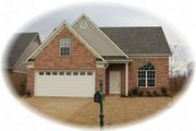 Traditional Style House Plan - 3 Beds 2.5 Baths 1497 Sq/Ft Plan #81-679