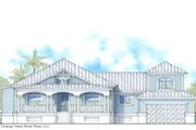 Cottage Style House Plan - 3 Beds 3 Baths 2693 Sq/Ft Plan #938-86