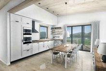 Dream House Plan - Cabin Interior - Kitchen Plan #924-2