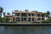 Mediterranean Style House Plan - 5 Beds 8.5 Baths 7893 Sq/Ft Plan #420-198 Photo