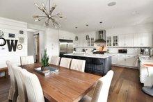 Dream House Plan - Farmhouse Interior - Dining Room Plan #1070-10