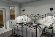 House Plan Design - Ranch Interior - Master Bathroom Plan #1060-5