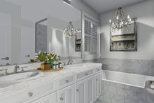 Dream House Plan - Craftsman Interior - Master Bathroom Plan #1060-57
