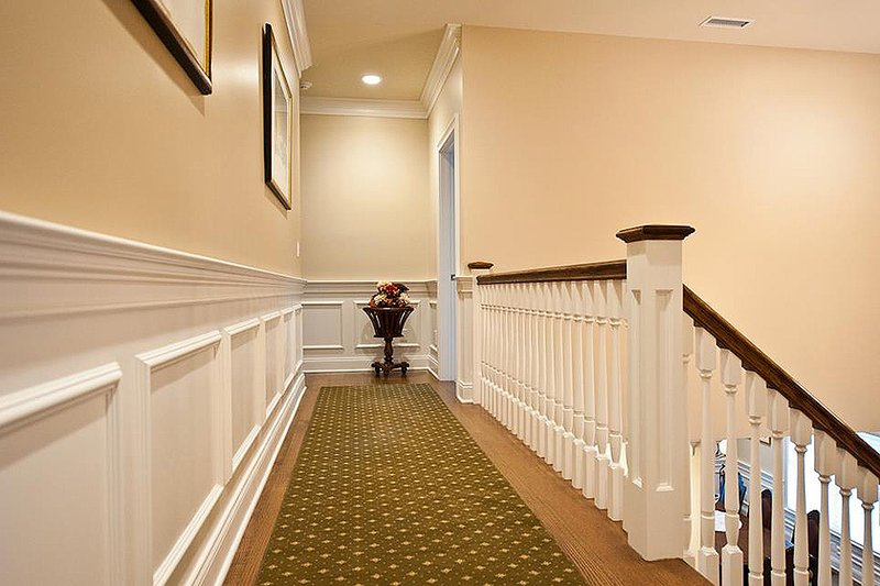 Upstairs Hallway - 3500 square foot Country Home