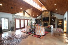 Contemporary Interior - Family Room Plan #17-2551
