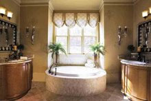 Dream House Plan - European Interior - Master Bathroom Plan #927-18
