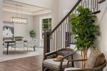 House Plan Design - Contemporary Interior - Entry Plan #1066-14