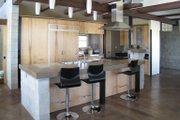 Modern Style House Plan - 2 Beds 2 Baths 3568 Sq/Ft Plan #451-18 Interior - Kitchen