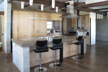 Home Plan - Modern Interior - Kitchen Plan #451-18