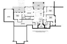 Cottage Floor Plan - Lower Floor Plan Plan #928-336