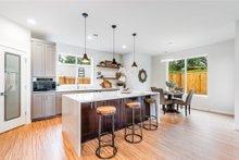 Contemporary Interior - Kitchen Plan #1066-88
