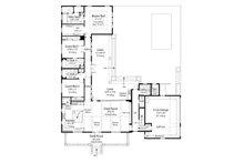 Farmhouse Floor Plan - Main Floor Plan Plan #938-82