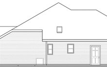 Home Plan - Ranch Exterior - Other Elevation Plan #124-872