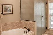 European Style House Plan - 3 Beds 2 Baths 2024 Sq/Ft Plan #430-168 Interior - Master Bathroom