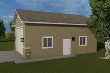 Dream House Plan - Victorian Exterior - Other Elevation Plan #1060-77