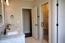 Dream House Plan - Traditional Interior - Master Bathroom Plan #929-612