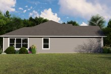 Architectural House Design - Ranch Exterior - Other Elevation Plan #1064-112