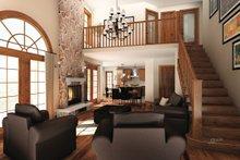 Home Plan - Craftsman Photo Plan #23-419