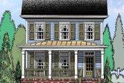 Southern Style House Plan - 4 Beds 2.5 Baths 2018 Sq/Ft Plan #419-238