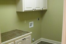 Home Plan - Southern Interior - Laundry Plan #21-277
