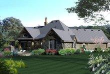 Dream House Plan - Craftsman Exterior - Other Elevation Plan #120-175