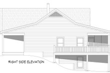 Dream House Plan - Country Exterior - Other Elevation Plan #932-361